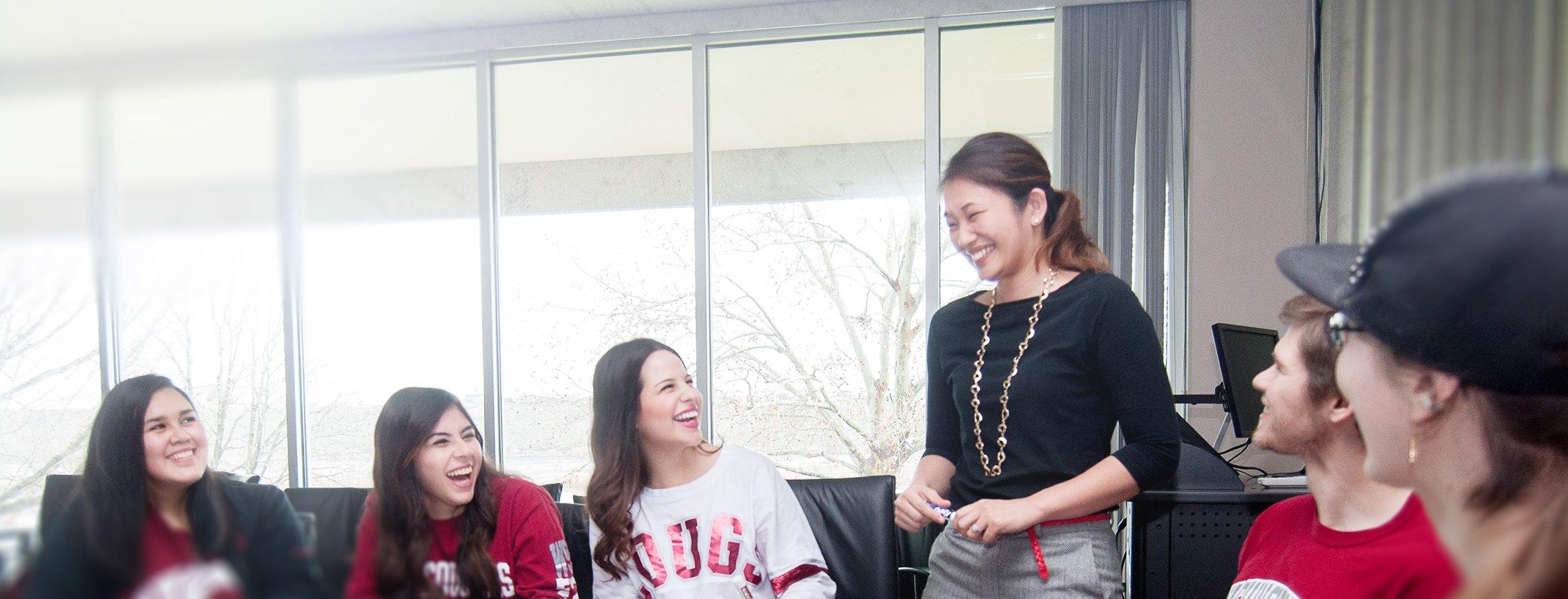 How do you go about requesting a new academic advisor (graduate level)?