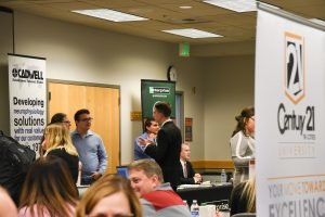 WSU Tri-Cities career fair, 2016
