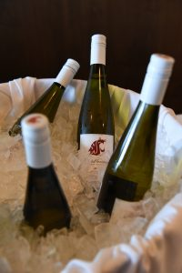 Wine and was released during last year's Blended Learning release party at Budd's Broiler.