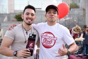 Students celebrate Cougar pride at Crimson Fest at WSU Tri-Cities