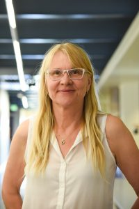 Birgitte Ahring, WSU professor of biological systems engineering and chemical engineering