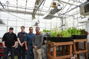 WSU Tri-Cities engineering projects for Uganda - aquaponics