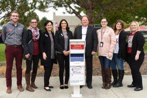 Ballot box grand opening at WSU Tri-Cities