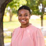 ASWSUTC Vice president Stephanie Warner
