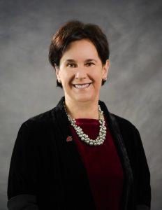 WSU Tri-Cities Chancellor Sandra Haynes