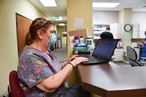 Nurse at Grace Clinic