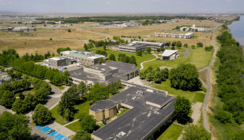 Aerial view of WSU Tri-Cities-01