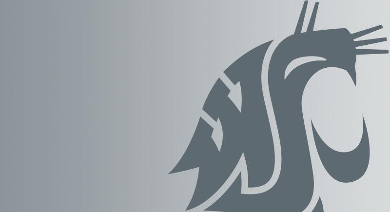 WSU Coug head logo