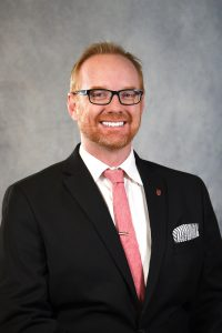 Chris Meiers - WSU Tri-Cities Vice Chancellor for Student Affairs