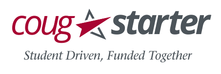 CougStarter Student driven, Funded Together