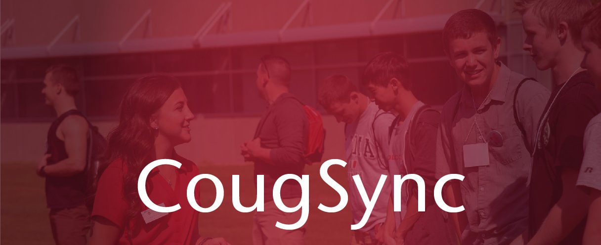 Students talking to each other. Links to https://orgsync.com/login/washington-state-university-tri-cities
