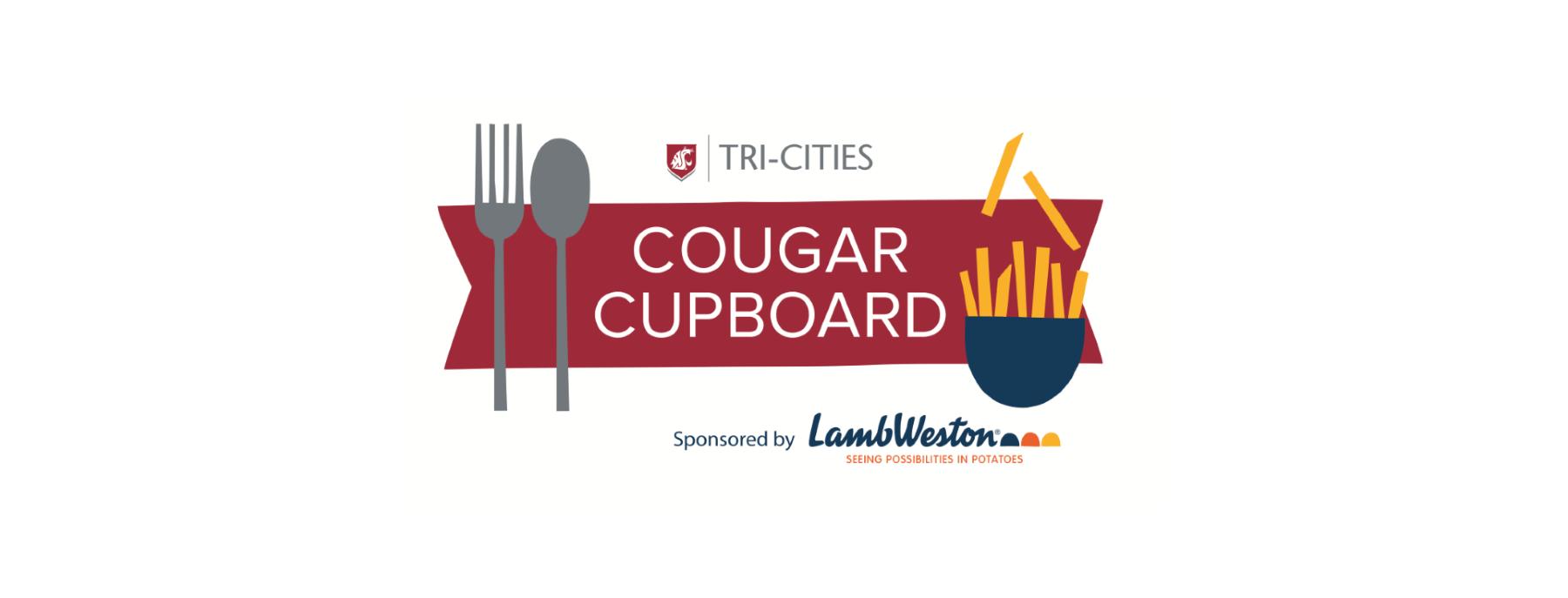 cougar cupboard, food bank, foodbank