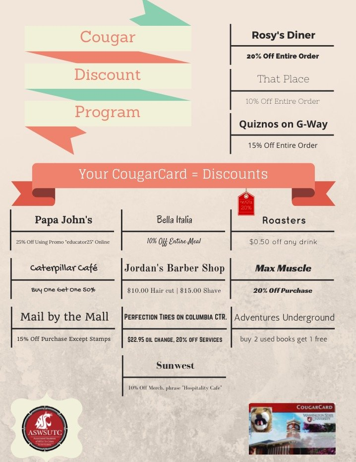 Cougar life coupon