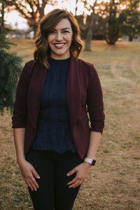WSU Tri-Cities education student Veronica Romero