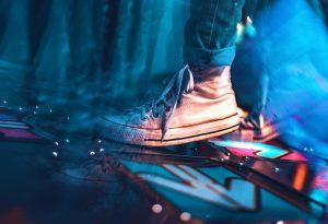 "Photograph ""Dance Dance"" by Kyle Kopta, WSU Tri-Cities digital technology and culture student"