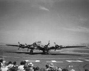 Day's Pay B-17 Bomber