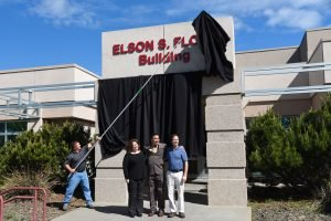 Elson S Floyd building dedication - May 2017