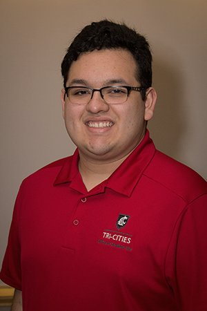 Frank Sarmiento-Torres, New Student Mentor