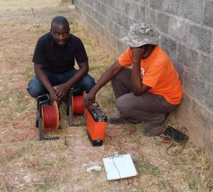 Geophysical survey of groundwater - Kenny Nyirenda-1