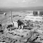 hanford b-reactor area 1944