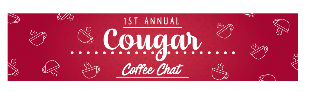 Cougar Coffee Chat