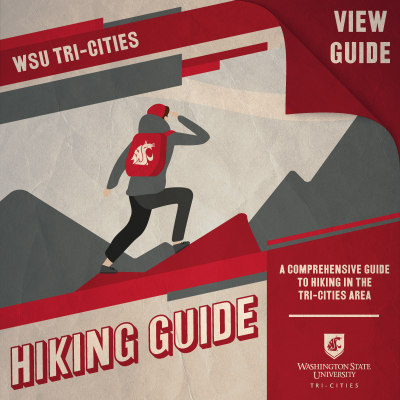 Hiking Guide Button