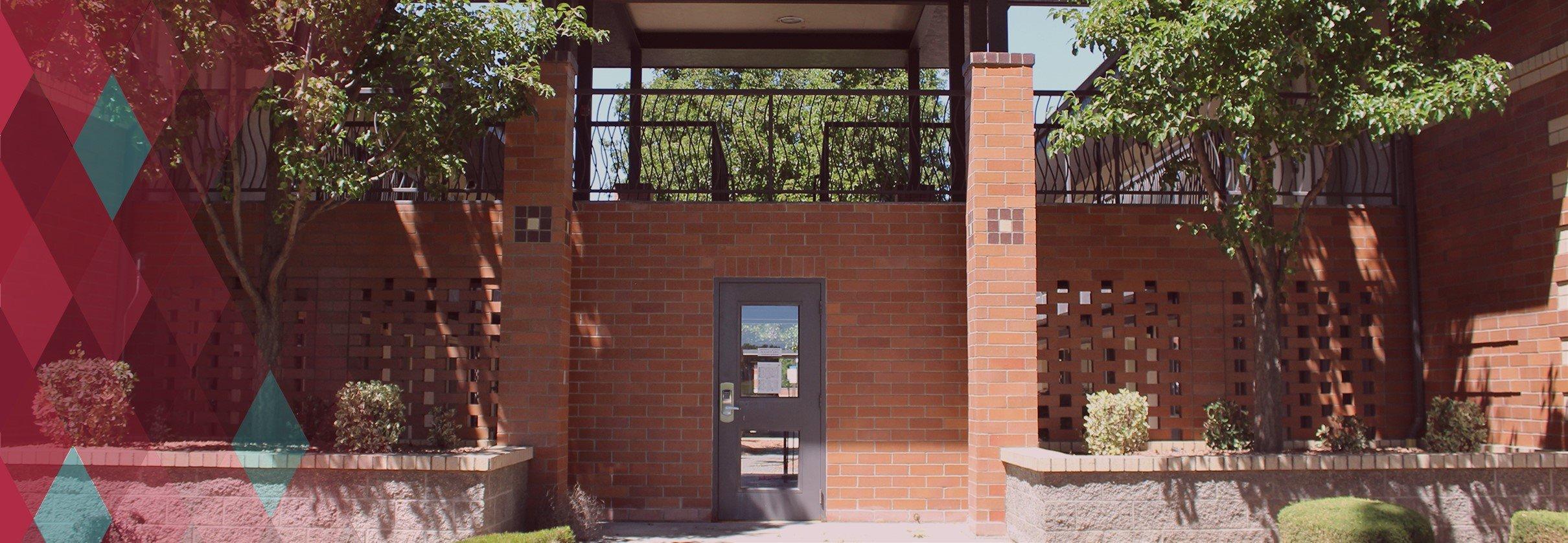 Guest House building