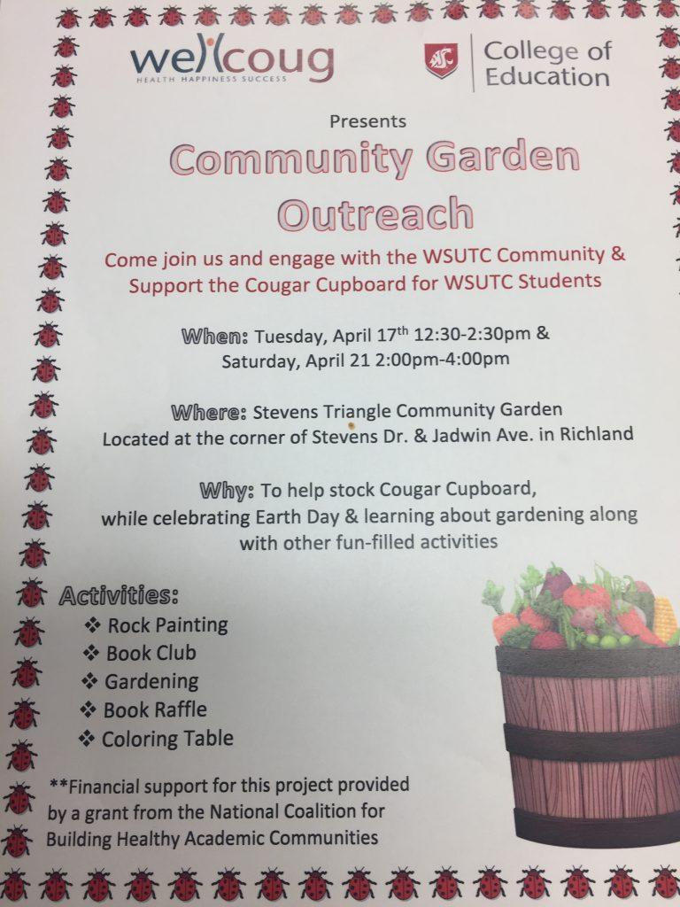 Community Garden event