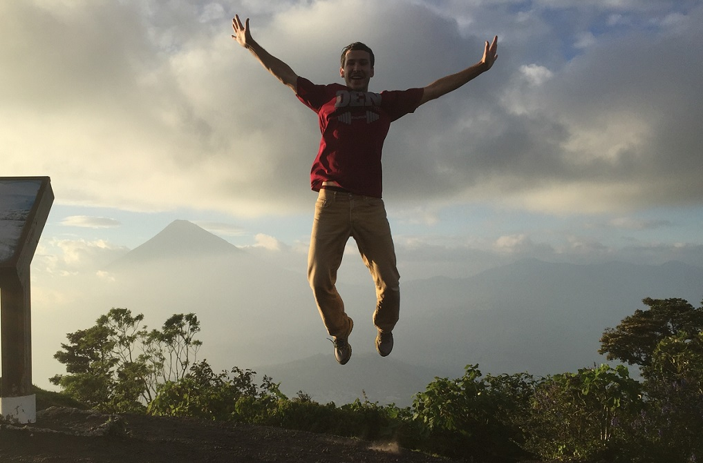 Student abroad in Costa Rica