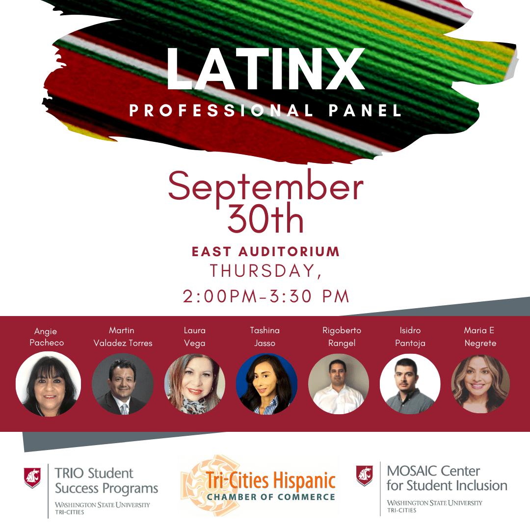 Latinx Professional Panel