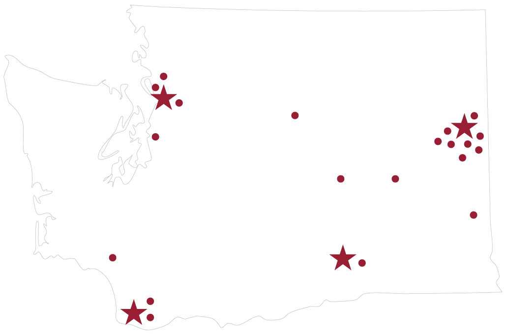 IMAGE OF DISTRIBUTED CLINICAL CAMPUSES,