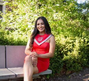 Maria Yepez Perez - WSU and GEAR UP alumna
