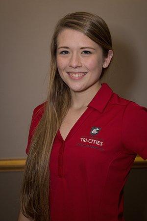 Mariah Brush, New Student Mentor