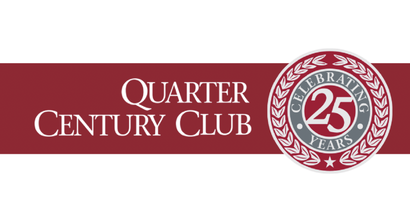 WSU Quarter Century Club