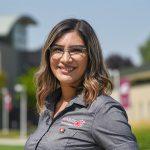 WSU Tri-Cities student Savanna Navarro Kresse