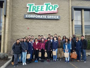 Tree Top Industry Tour