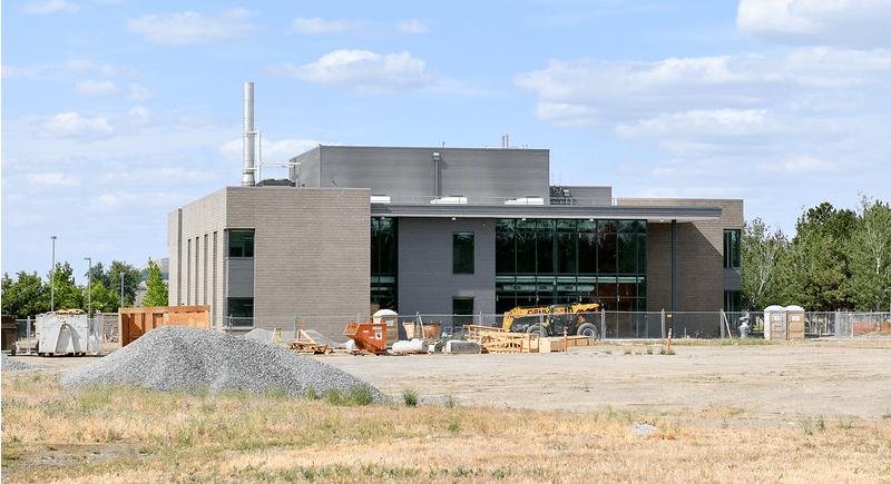 WSU Tri-Cities Collaboration Hall - New Academic Building