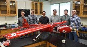 WSU Tri-Cities - SAE Aero Design Competition