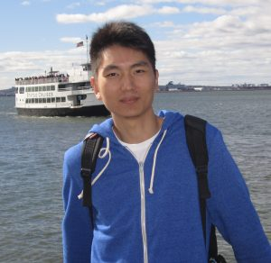 Yayun Zhang, postdoctoral research associate
