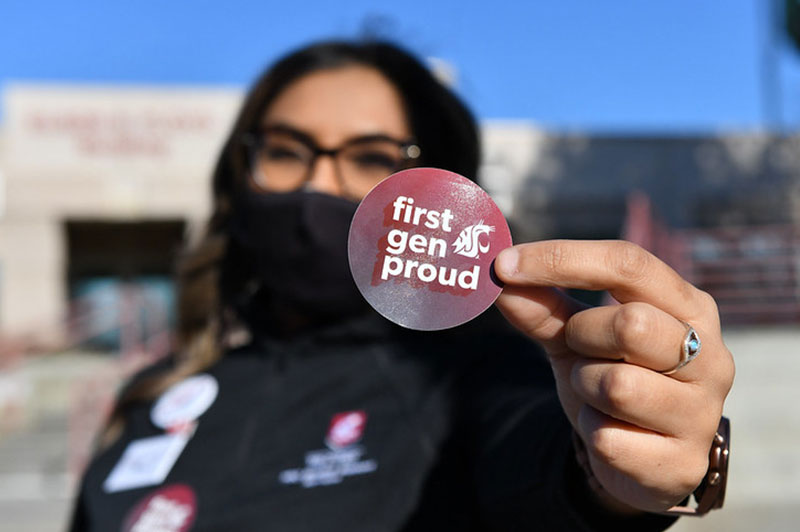 Proud to be a First Generation Student