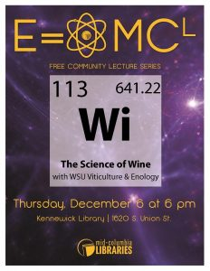science of wine poster