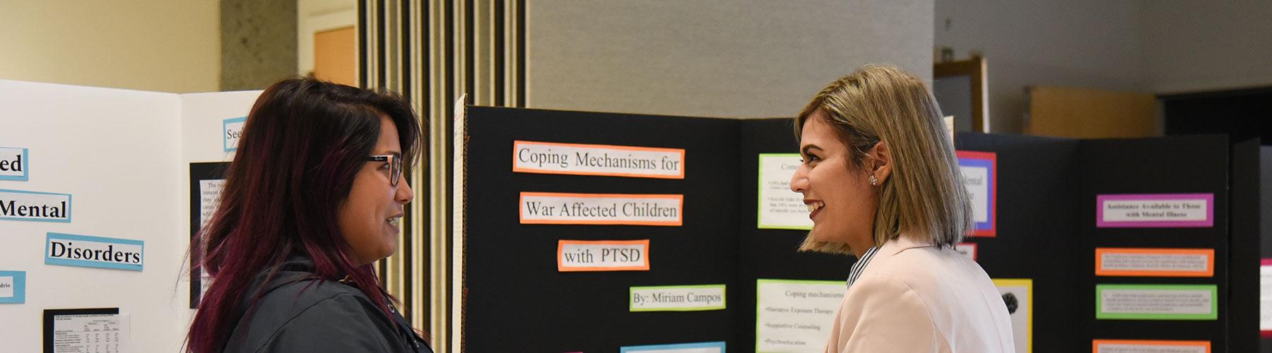 Undergraduate Research Symposium & Art Exhibition