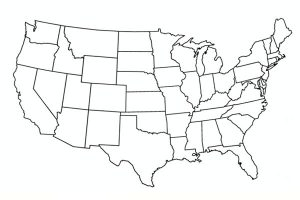 outline of united state
